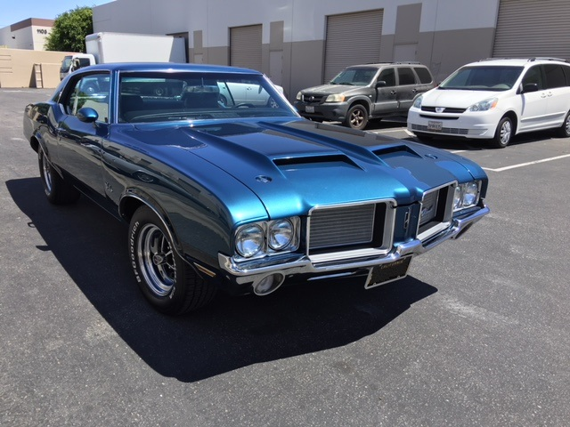 Oldsmobile Cutlass 455